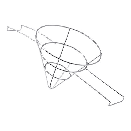 EMGA Grease filter cone rack SS