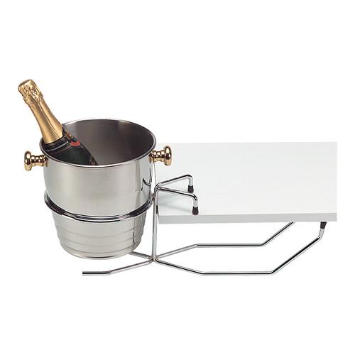 EMGA Wine bucket bracket SS Ø20cm