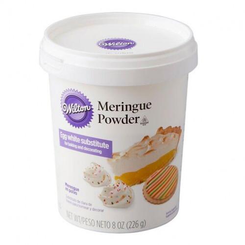 WILTON Meringue Powder, 8 oz.