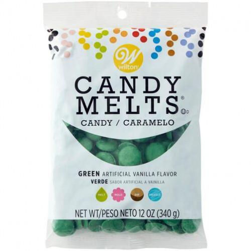 WILTON Candy Melts Green