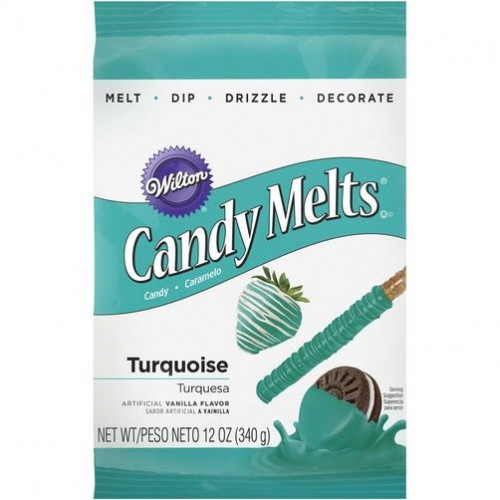 WILTON Candy Melts Turquoise