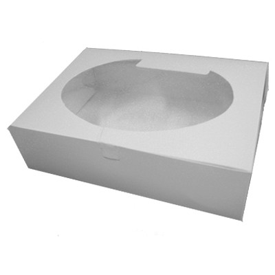 CK Cake Box 20X14X4 (White)